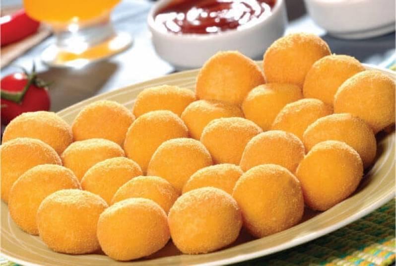 Fornecedor de Mini Salgados Congelados para Lanchonete Itupeva - Mini Salgados para Festa