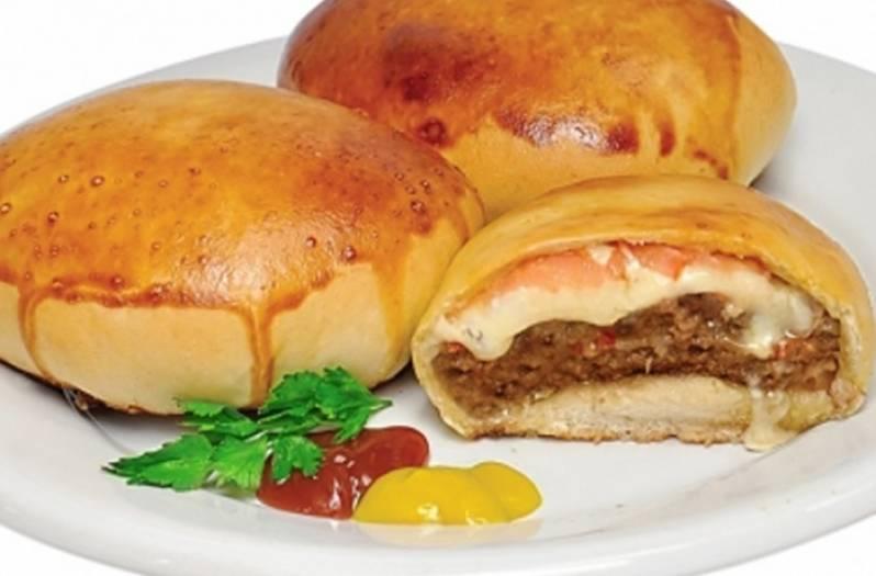 Fornecedor de Pão de Hambúrguer Piedade - Hambúrguer Congelado