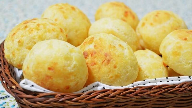 Fornecedor de Pão de Queijo Congelado para Vender Barueri - Pão de Queijo Congelado de 1kg