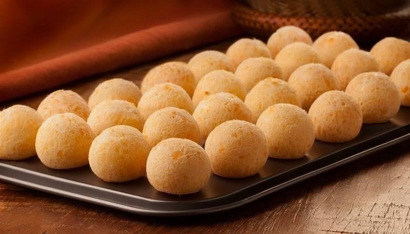 Fornecedor de Pão de Queijo Congelado Revenda Tapiraí - Pão de Queijo Congelado para Lanchonete