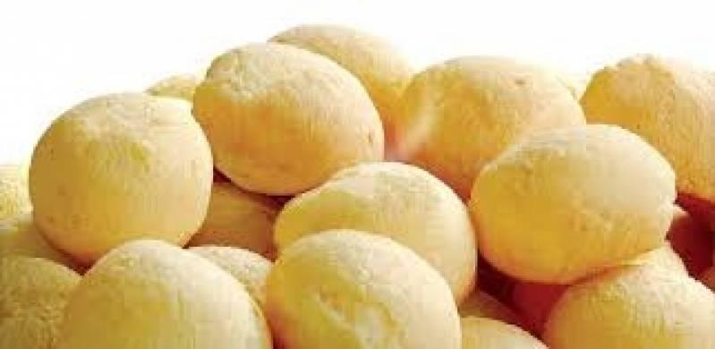 Onde Encontro Pão de Queijo Congelado Barueri - Pão de Queijo Congelado para Lanchonete