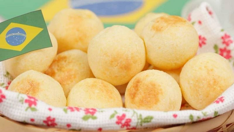 Pão de Queijo Congelado 1kg Cesário Lange - Pão de Queijo Congelado 1kg