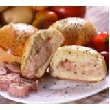 fornecedor de mini pão de batata congelado Piedade