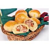 fornecedor de pão de batata caseiro Alambari