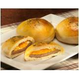 pão de hambúrguer Araçoiaba da Serra